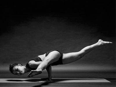 Lynette Lead Yoga Teacher