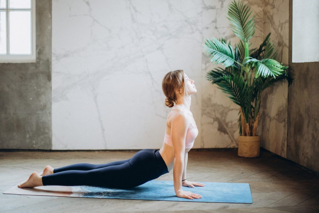 A Guide On How To Begin Your Home Yoga Practice At Home